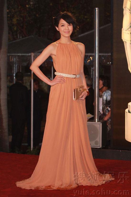 Ella Koon at Hong Kong Film Awards 2011