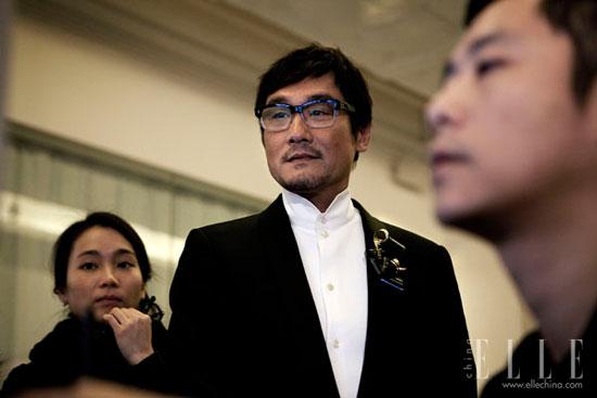 Tony Leung Ka Fai Hong Kong Film Awards 2011 Elle photoshoot
