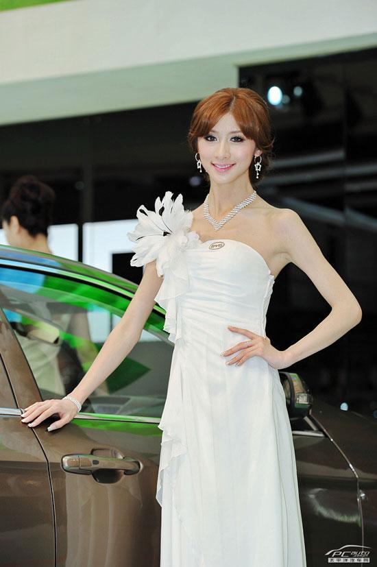 Auto Shanghai 2011 show models