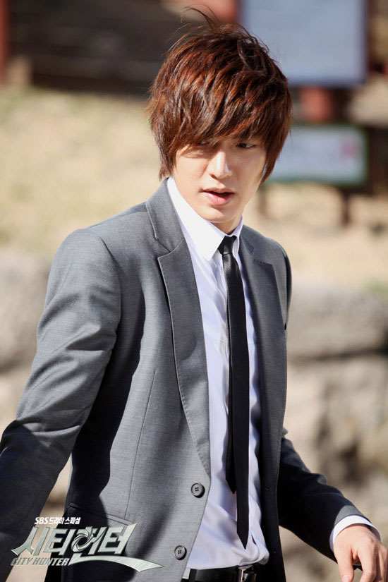 City Hunter Lee Min-ho