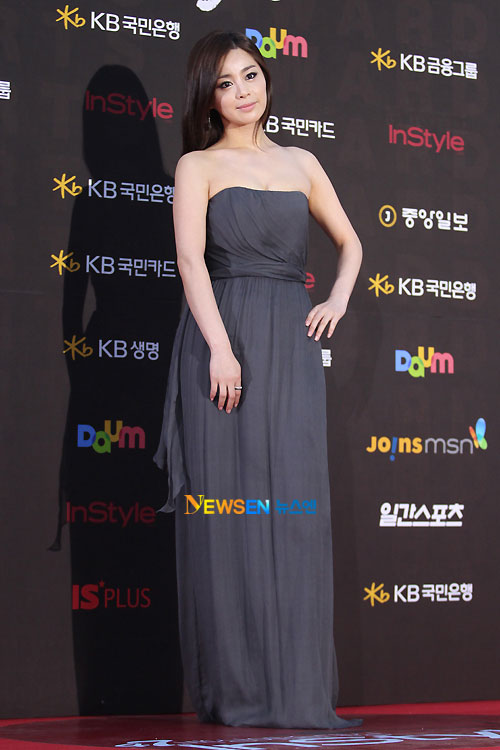 Seo Young-hee Baeksang Awards 2011