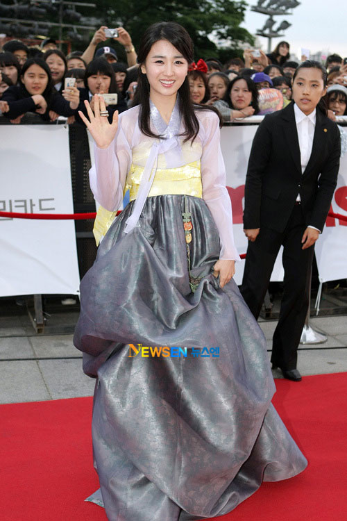 Park Ha-sun Baeksang Awards 2011
