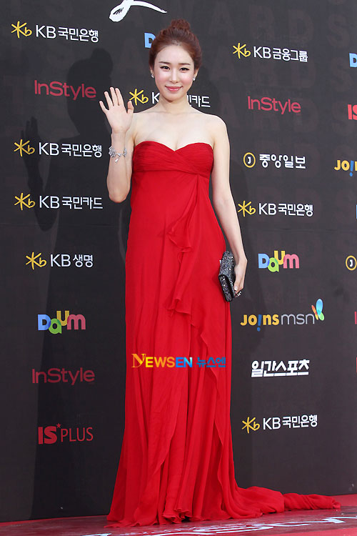 Yoo In-na Baeksang Awards 2011