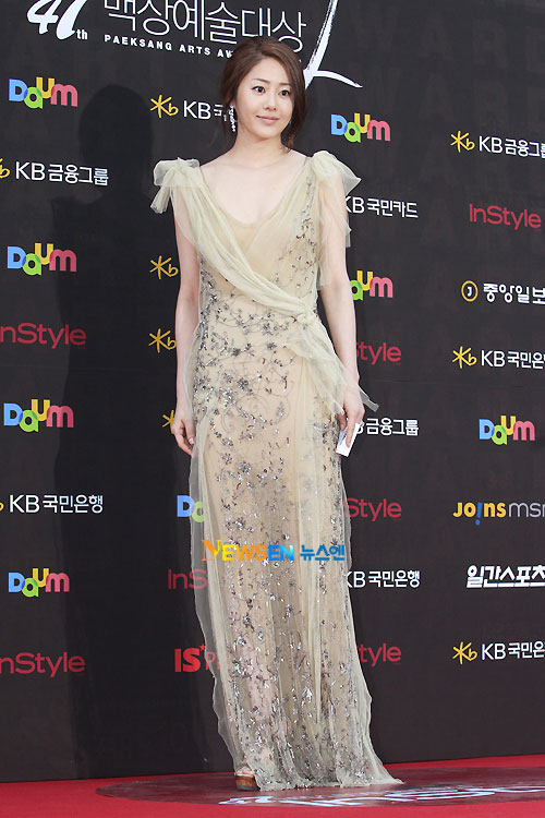 Ko Hyun-jung Baeksang Awards 2011
