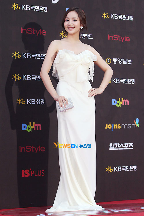 Park Min-young Baeksang Awards 2011