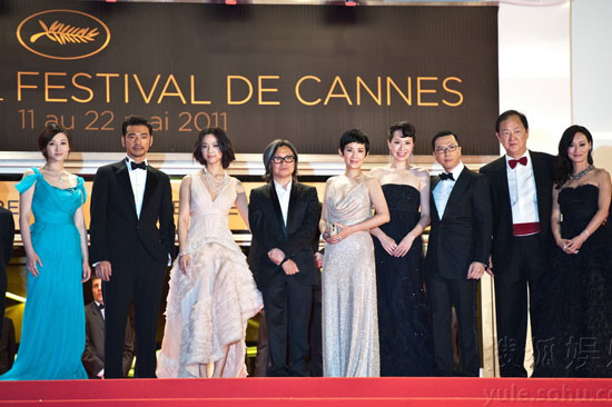Wuxia Dragon Cannes
