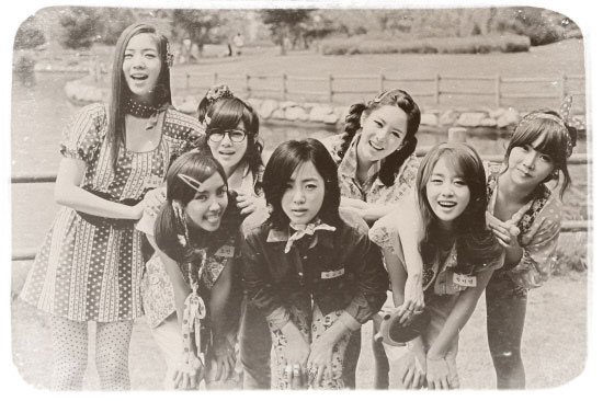 T-ara Roly Poly concept pic