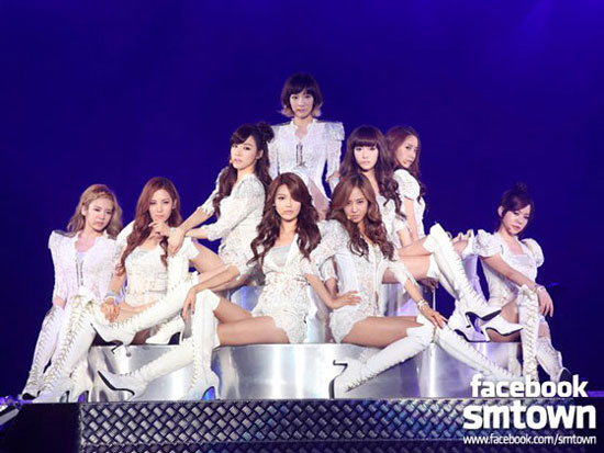 Girls Generation 2011 Tour