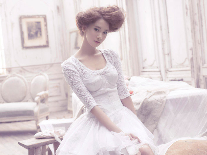 Girls Generation Yoona 1st Japanese album