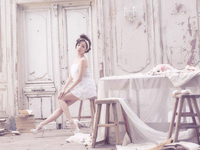 Girls Generation Tiffany 1st Japanese album
