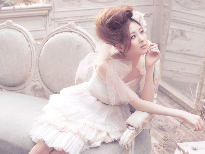 Girls Generation Seohyun 1st Japanese album