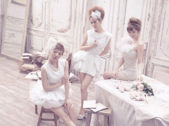 Girls Generation 1st Japanese album