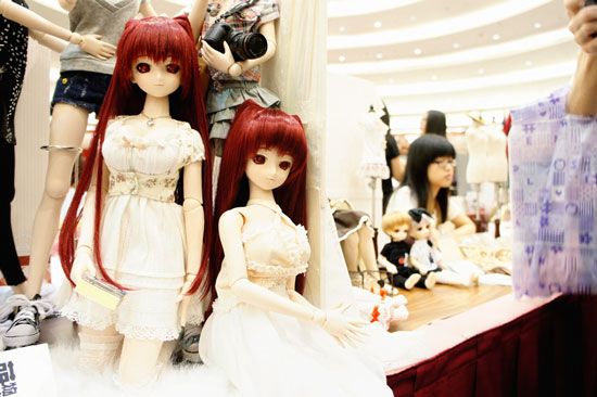 Hong Kong Dollism Plus 6