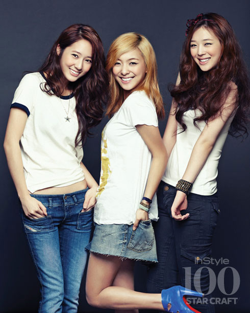 f(x) Instyle Korea 100 Star Craft