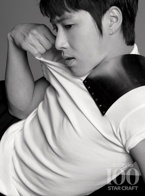 TVXQ Yunho Instyle Korea 100 Star Craft
