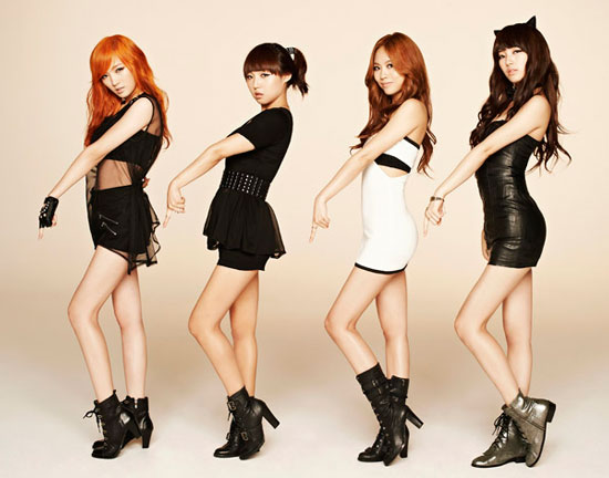 Miss A Class concept pic