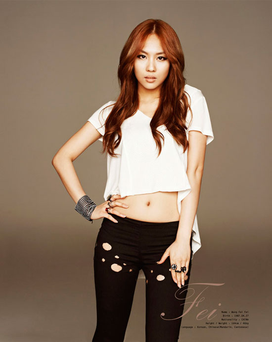 Miss A Fei Goodbye Baby