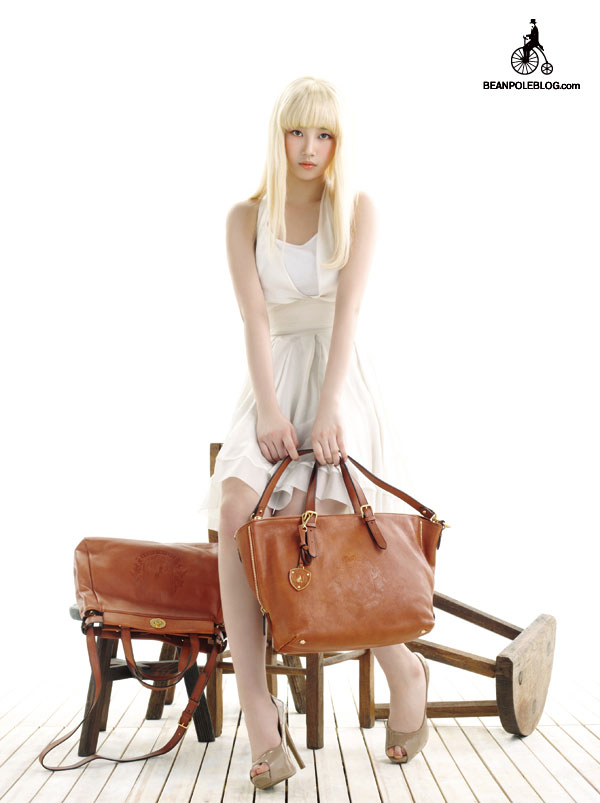 Miss A Suzy and Bean Pole handbags