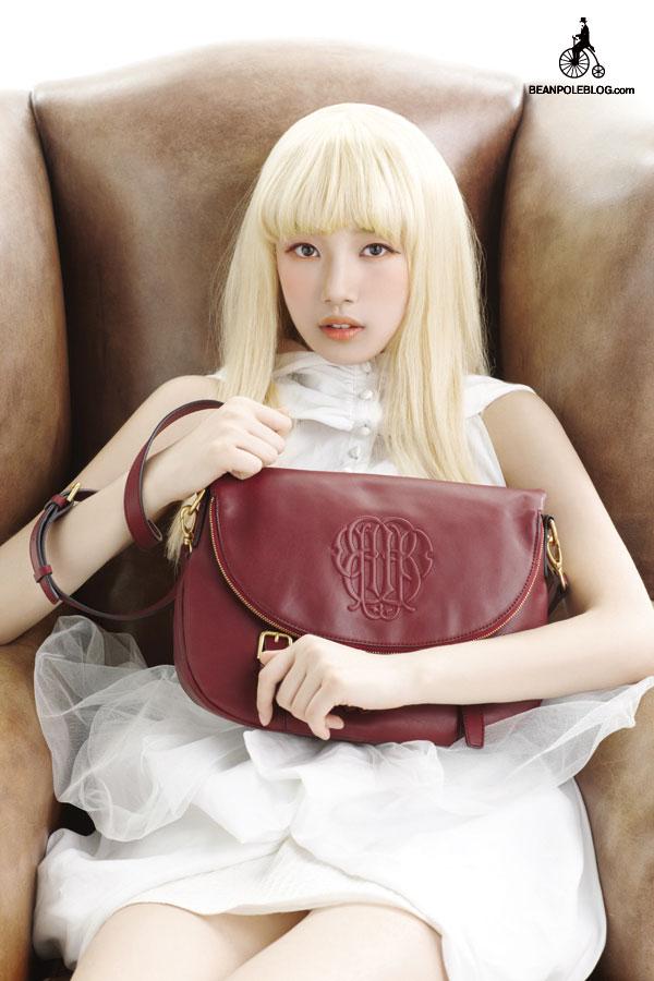 Miss A Suzy and Bean Pole handbags