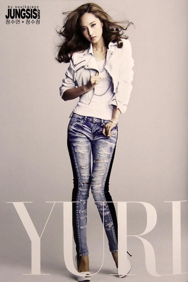 Girls Generation Yuri Japan Tour promo pic