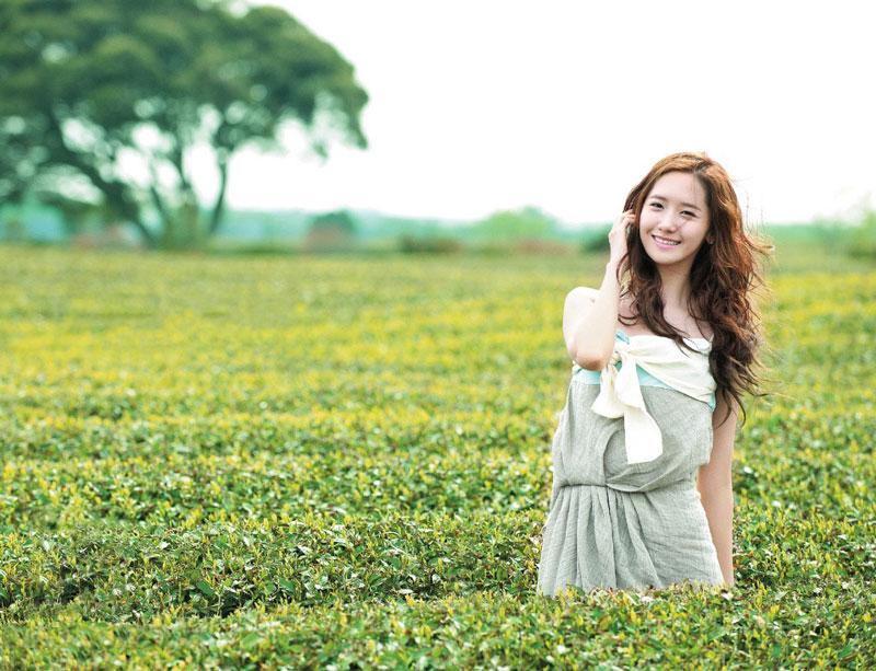 SNSD Yoona Innisfree Jeju travel diary