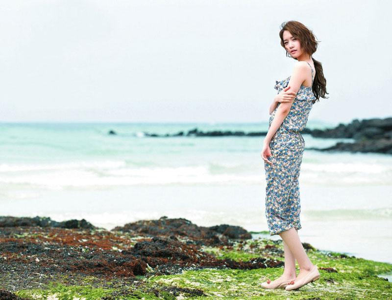 SNSD Yoona Innisfree Jej