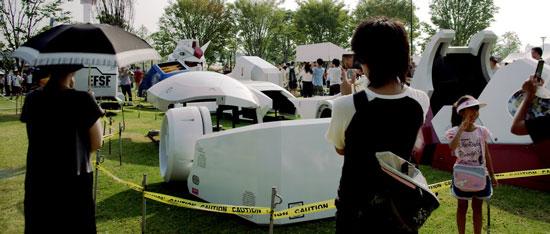 Odaiba Gundam Project 2011