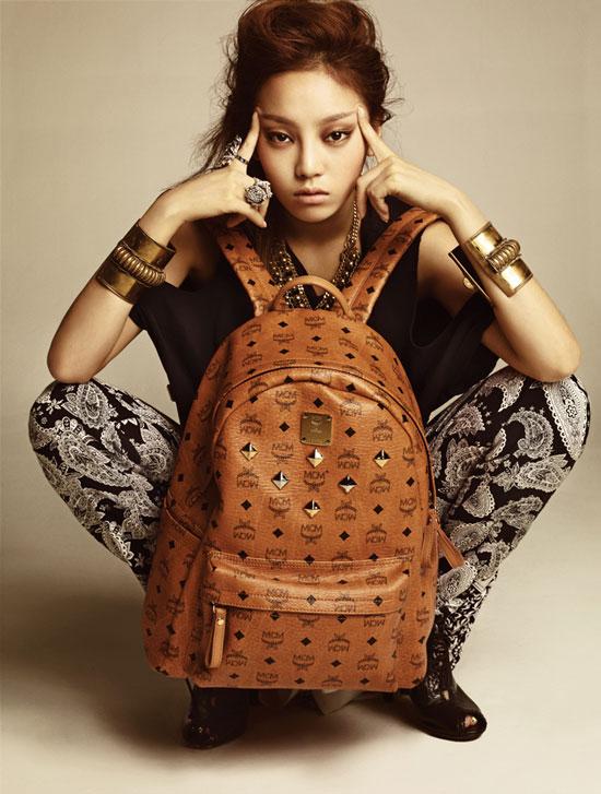 Kara Hara 1st Look Magazine