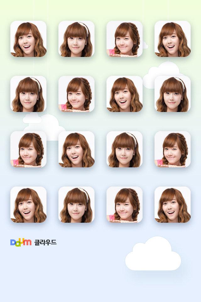 SNSD Jessica Daum smartphone wallpaper