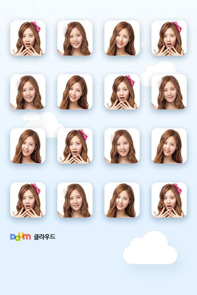 SNSD Seohyun Daum smartphone wallpaper