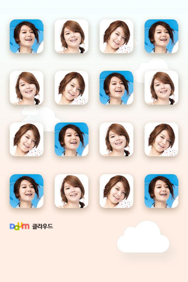 SNSD Sooyoung Daum smartphone wallpaper
