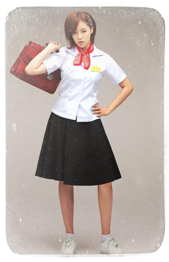 T-ara member Eunjung picture