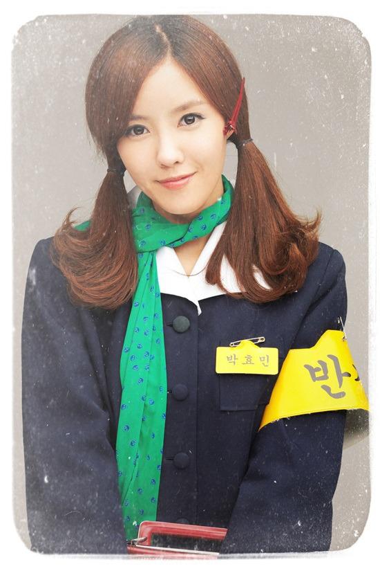 T-ara member Hyomin picture
