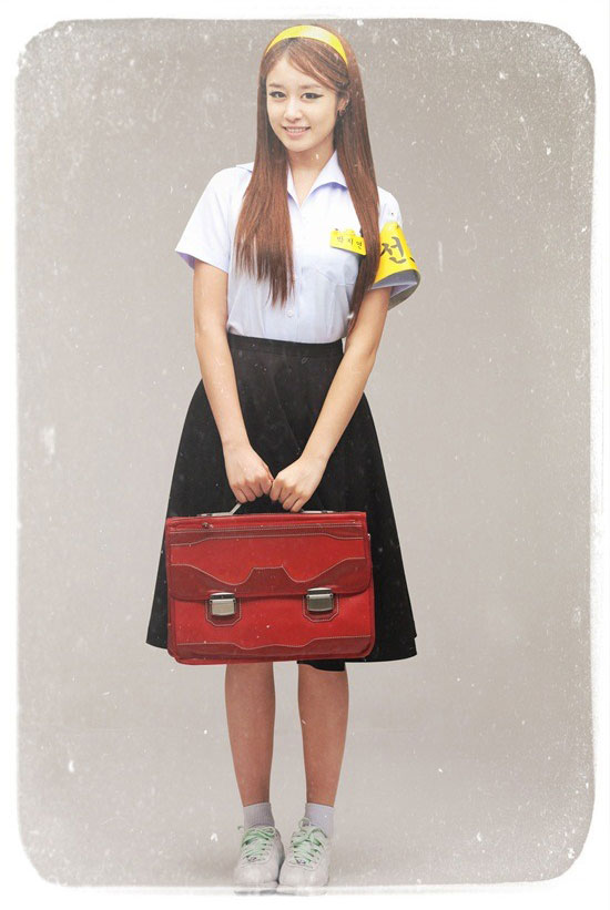 T-ara member Jiyeon picture