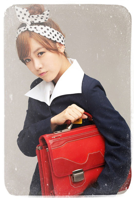 T-ara member Soyeon picture