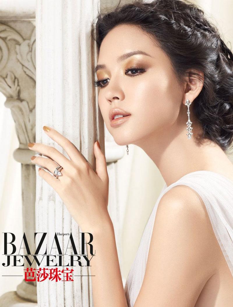 Zhang Zilin Harpers Bazaar China