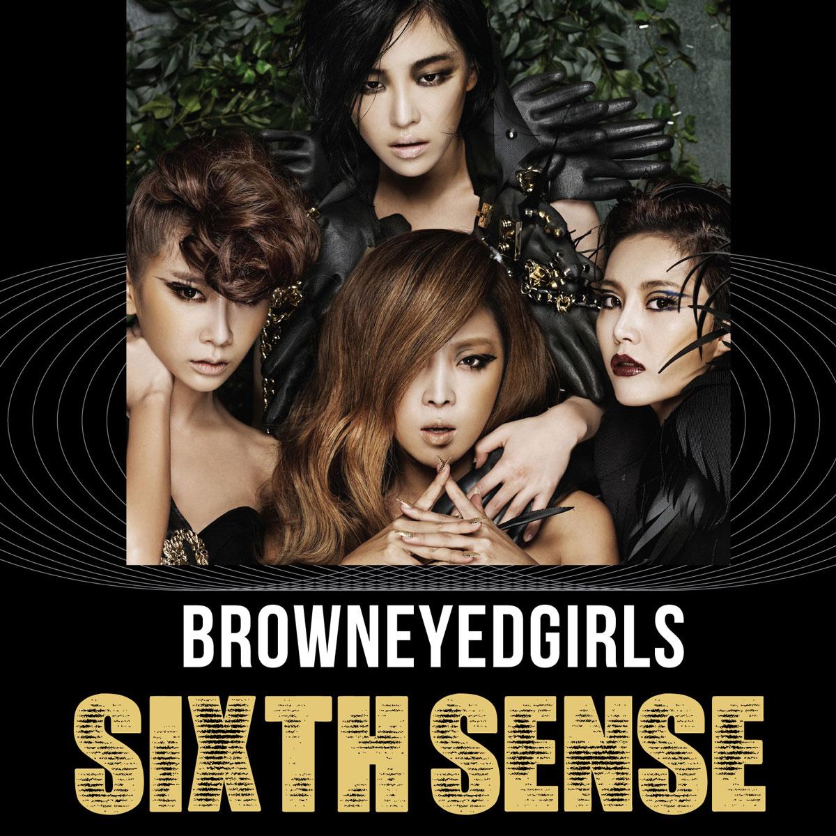Brown Eyed Girls Sixth Sense album