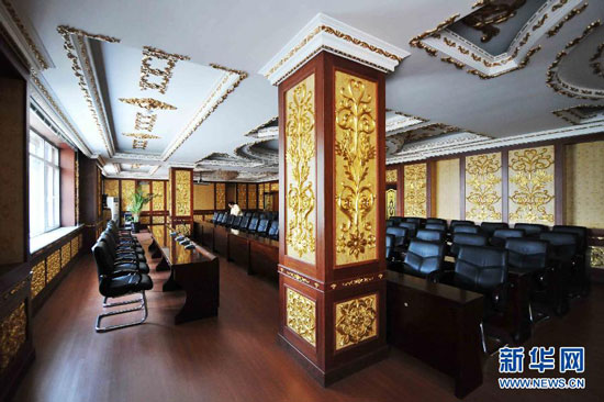 China drug factory looks like Palace of Versailles