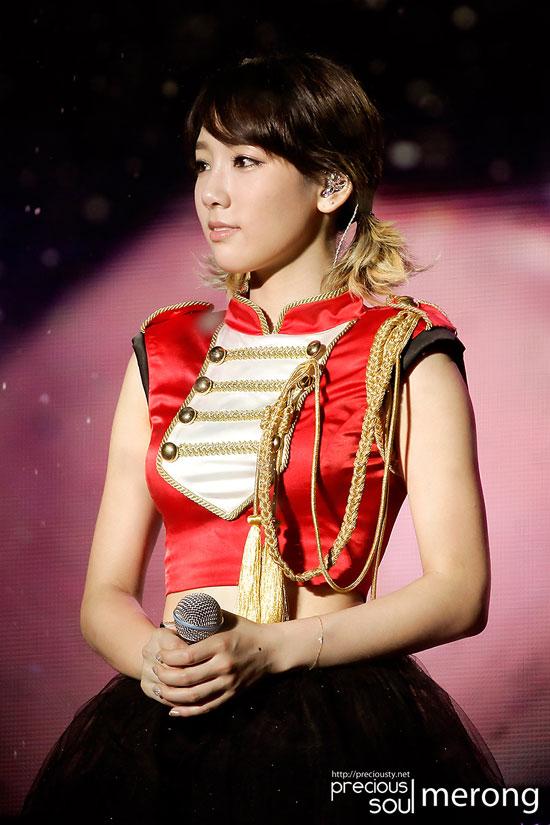Girls Generation Taeyeon Taiwan concert