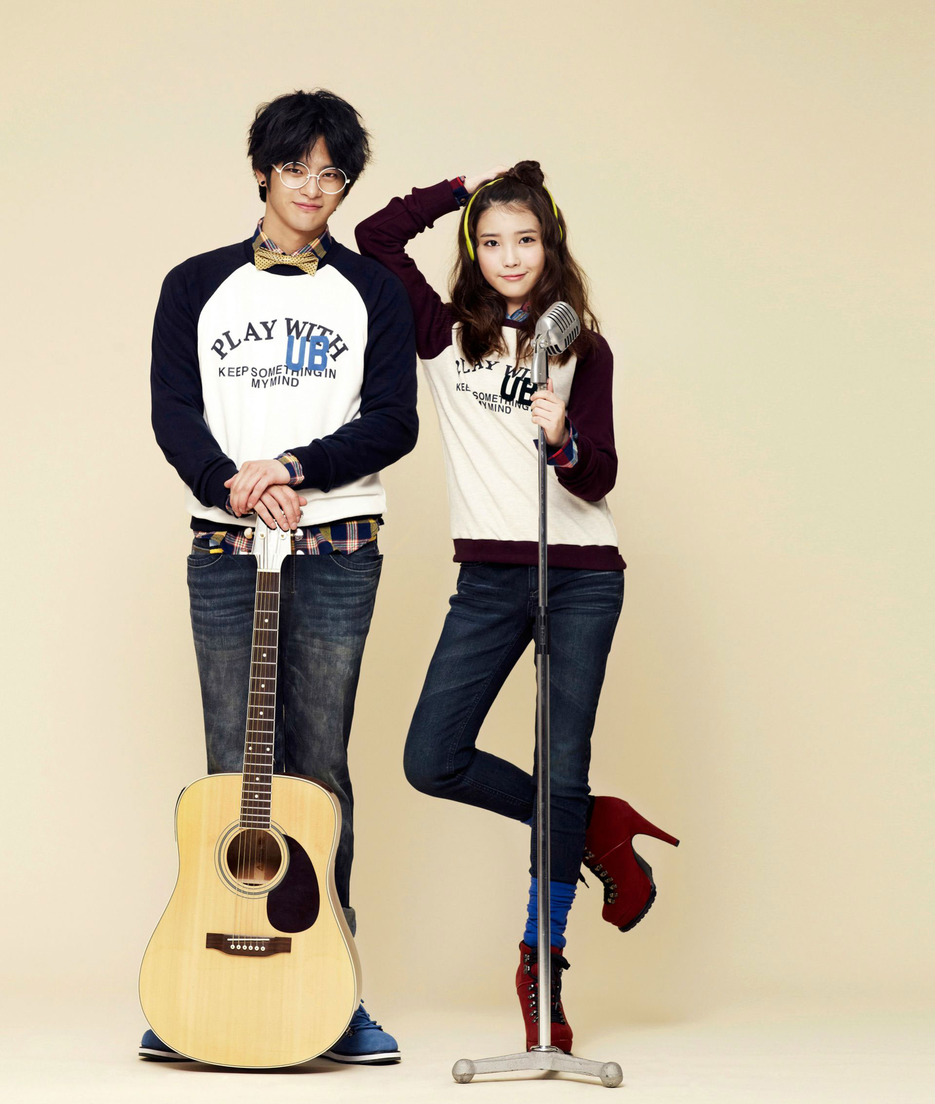 IU Seo Inguk Korean Unionbay clothing