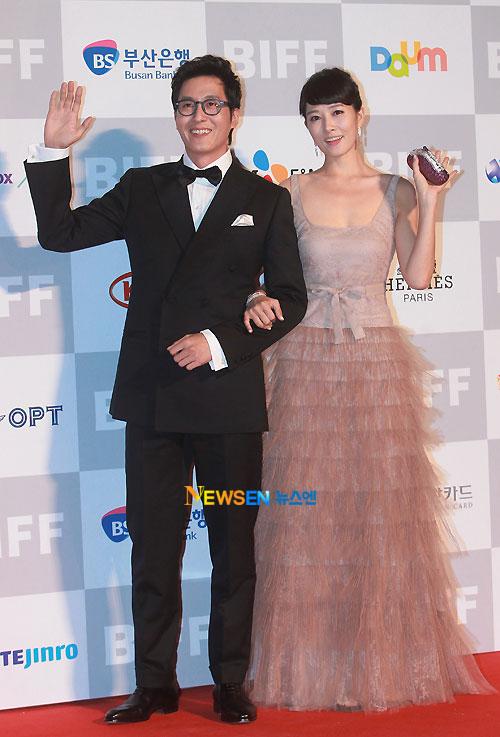 at Busan Film Festival 2011
