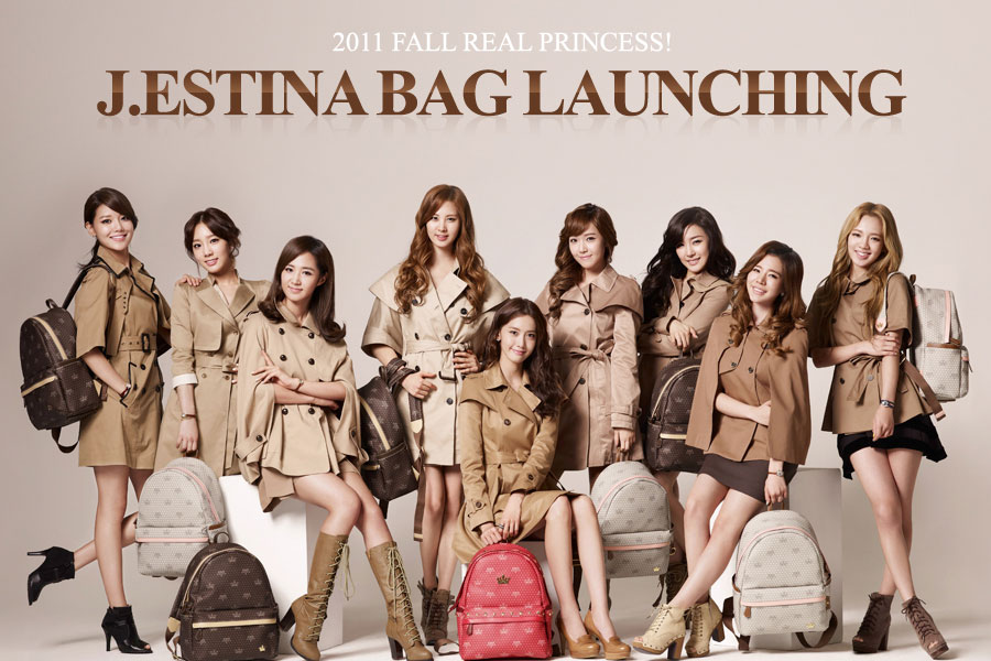 Girls Generation Jestina handbags