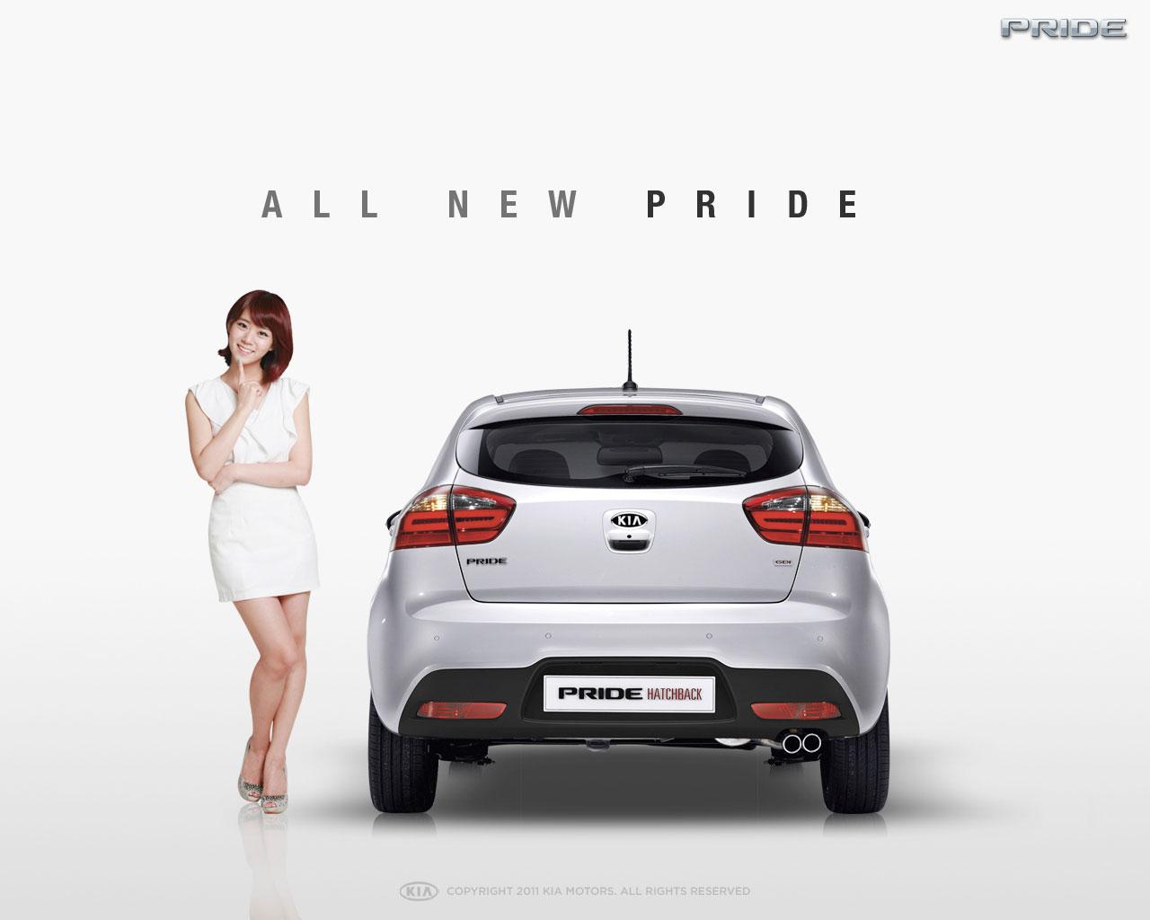 KARA Seungyeon Kia Pride wallpaper