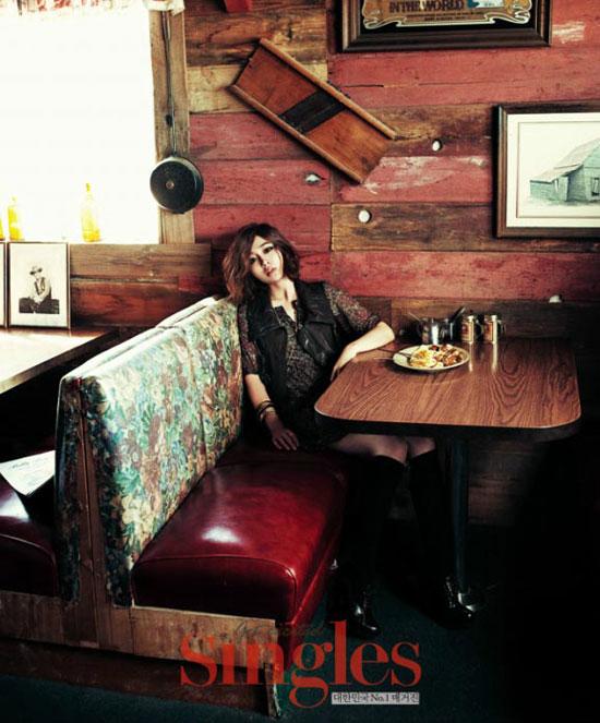 Lee Min-jung California Singles