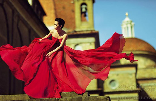 Li Bingbing Cosmopolitan China