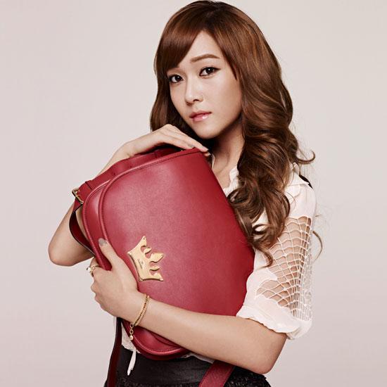 SNSD Jessica Jestina handbag
