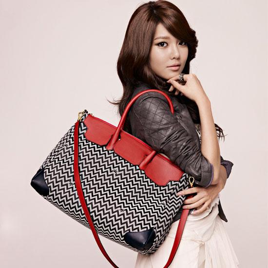SNSD Sooyoung Jestina handbag