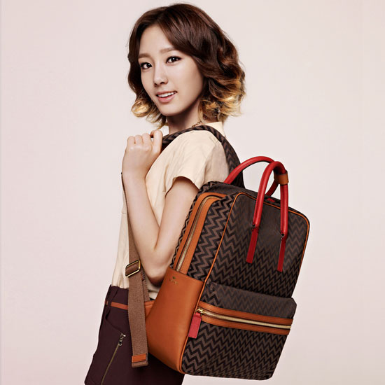 SNSD Taeyeon Jestina handbag