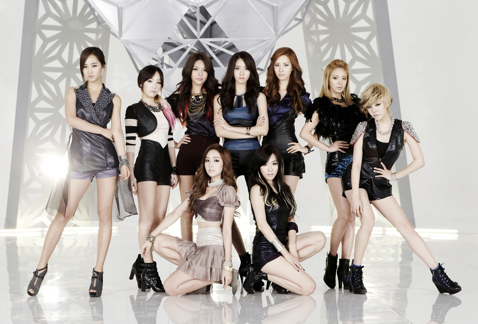 Girls Generation The Boys concept photo