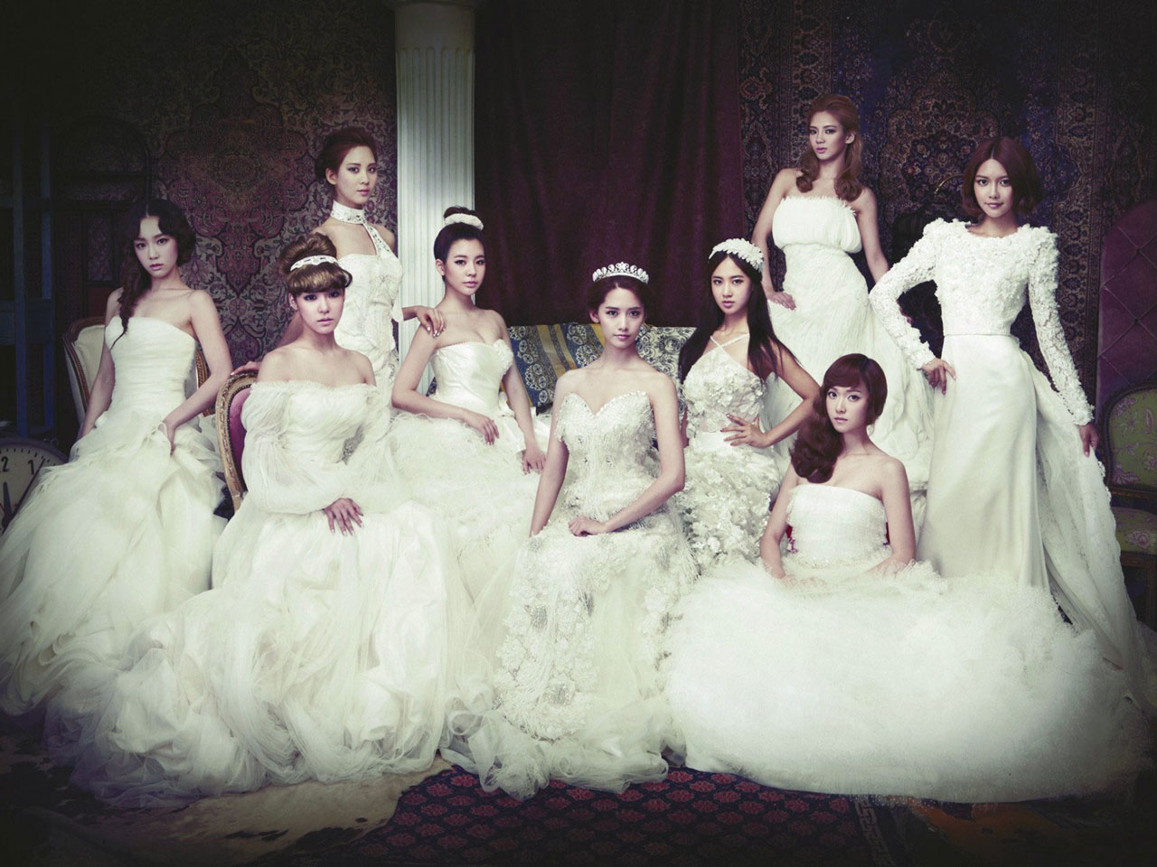 SNSD The Boys concept picture